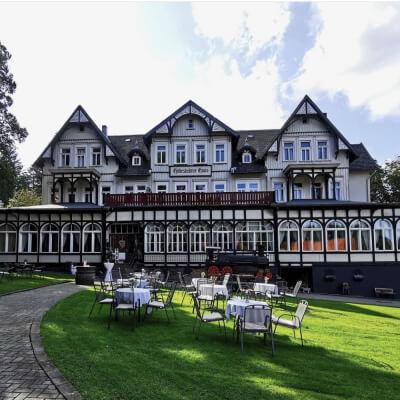 Ansicht Hildesheimer Haus